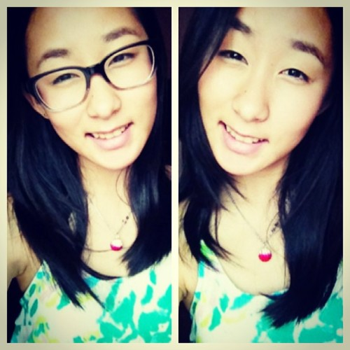 May with glasses, or without? #asktime #asian #curious #instagood #glasses #smalleyes #bored