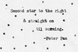 clubocean:  Peter Pan ❤❤❤