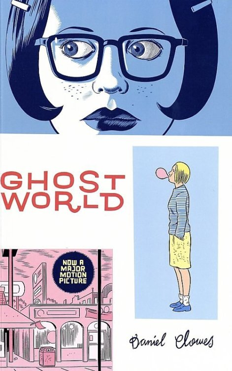 I miss Ghost World. I want to reread.