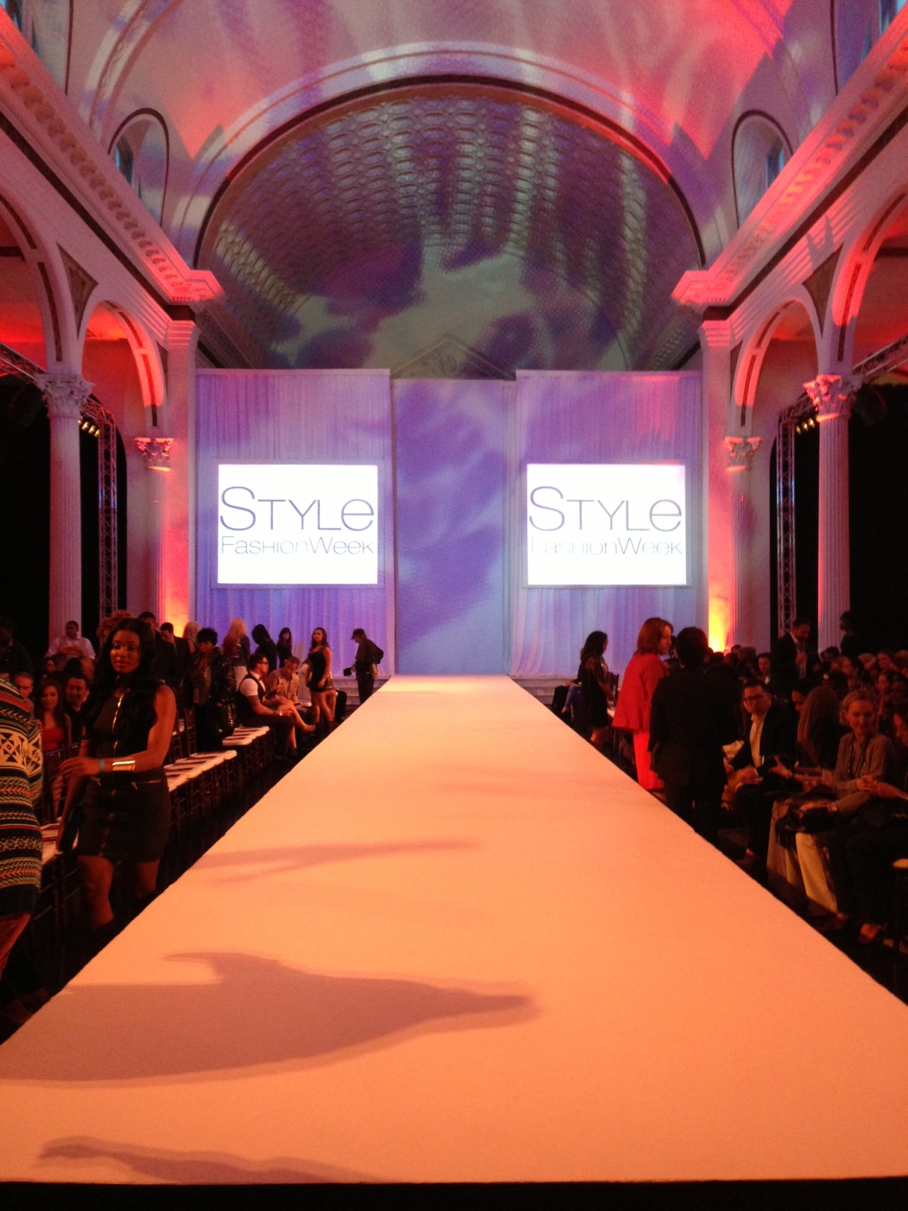 STYLE FASHION WEEK MADISONPARK / LINDEN