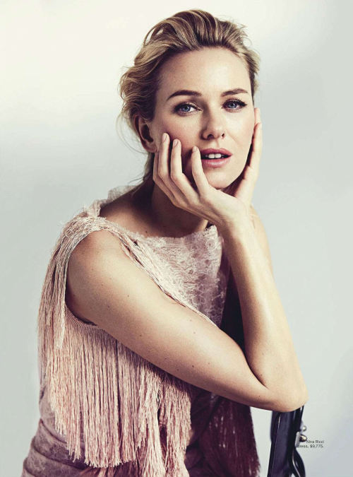 bohemea:  Naomi Watts - Vogue Australia by Will Davidson, February 2013