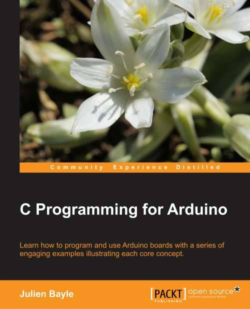 "My #book ""C #Programming for #Arduino"" can be pre-ordered Let's Go ! #ebook #paperView Post"