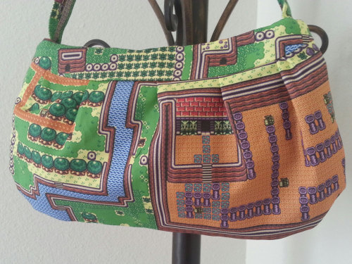 it8bit:  Zelda Purse Available for $34.99 USD at Etsy. Created by Jen Harrold