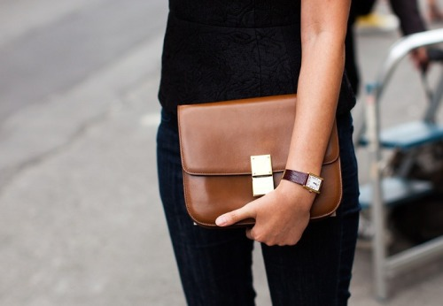 celine box bag | photo carolines mode