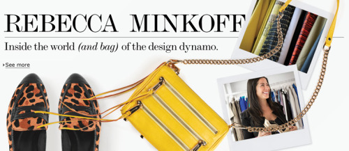 New & Bestselling From Rebecca Minkoff in Shoes Handbags Clothing & Accessories