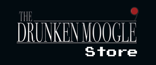 Today I'm proud to announce the opening of The Drunken Moogle Online Store! The store will carry T-shirts, glassware, flasks, art, and more as we produce them. Our premier item will be our Police Box flask, which was posted earlier today. We are dedicated to bringing you the best apparel and accessories to blend your geek and social lifestyle.  You can visit the store by checking out the new link in our navigation sidebar or visiting the link below. The Drunken Moogle Store