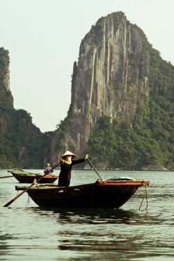 jugda:  Halong Bay, Quang Ninh Province, Vietnam. (by Flash Parker)