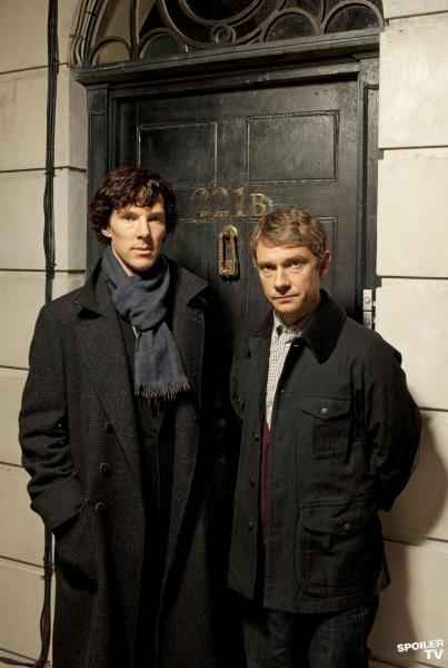 "Into The Hive Mind: BBC's 'Sherlock' And The Adventures Of The Fandom That Waited… ""The BSBs run a podcast, appear at conventions and different events—plus, they talk about canon and Sherlockiania quite often, are all young and female and I just want to follow them everywhere and shower glitter and love and flowers onto them, because they do all this for free like I do, and spend time working on this because they genuinely love the fandom, and have done something rather impressive with a so-called 'hobby.' They also have a Tumblr, a Twitter and a complete collection of their podcasts can be found on iTunes or listened to online."" Great article and such an honor to be mentioned!"