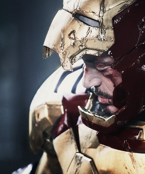 New still from Iron Man 3.