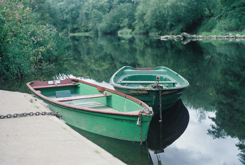 satansbaby:  on the wye by j.caron on Flickr.