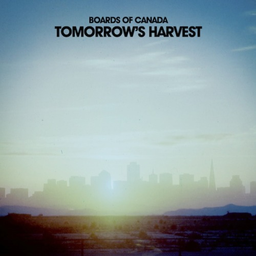 "Boards of Canada - Tomorrows Harvest __ Warp It's been 7 years since their last release and 11 since they last performed live, but….. The best thing to come out of Edinburgh since KMG are back. Brothers Mike Sandison and Marcus Eoin, otherwise known as Boards of Canada, are following up their cryptic one track release on RSD 2013  with a 17 track LP due out on the 10th June on Warp.  Pre-orders of the double 12"" can be made at Bleep … and also check out the teaser trailer"