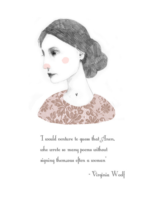 Virginia. (by Clare Owen Illustration)