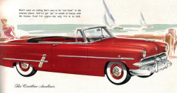 1953 Ford Crestline Sunliner Convertible by coconv on Flickr.