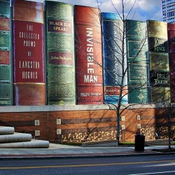 bluepueblo:  Public Library, Kansas City, Kansas photo via simone