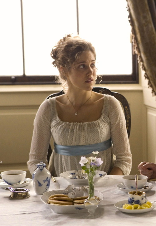 the-garden-of-delights:  Charity Wakefield as Marianne Dashwood in Sense and Sensibility (TV Mini-Series, 2008).