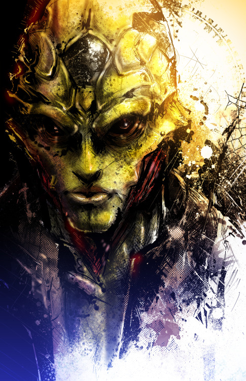 """Thane"" by Vincent Vernacatola"