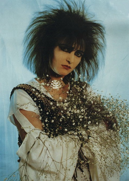 anaggressivenature:  Siouxsie