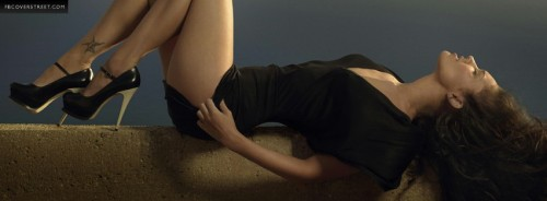 Megan Fox Photograph 5 Facebook Cover