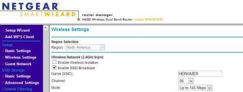 Netgear N600 WNDR3400 Troubleshooting TipAbout once a week my Netgear N600 WNDR3400 would experience WiFi issues. I recently purchased this…View Post