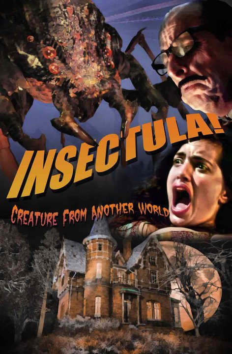 "I had the pleasure to Act in this Fun little Feature Film called ""INSECTULA!"" it's a Total Campy, B-movie, Horror, Comedy. I played a Drunk Business man named Elliot (after Elliot Diviney, of course) - Anyways, Check out the Trailer ; http://vimeo.com/23703327 - The Official Website ; http://www.insectula.com/ - ""Like"" the film on facebook ; http://www.facebook.com/insectulamovie - Follow the project on Twitter ; http://twitter.com/Insectula - IMDb ; http://www.imdb.com/title/tt2043887/"