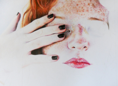 showslow:  Pencil Drawings by Amy Robins