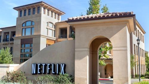 Netflix Jumps 40%, Hits Highest Level Since 2011 (via Mashable)