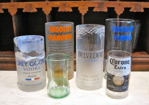 welcometothenewagebitch:  jormunsson:  xemptfromxplanations:  Glassware can get pretty expensive especially if you're in college and always getting sht faced and breaking your glasses. Start just using your empty beer bottles and turning them into your new glasses. Look dope, easy to make and cheap! Follow these 5 easy steps. Step 1 – Grab a beer bottle preferably with thick glass such as corona bottles. Tie a string just above the label on the empty bottle Step 2 – Keep the string tied and soak it in lighter fluid. Step 3 – Put the string back on the bottle and hold it horizontally. Light the sting rotating the bottle so the flame spreads. You should hear the bottle crack slightly in about 10 seconds. Step 4 – After you hear the crack, pour cold water on the string and the top of the bottle will fall off. Step 5 – Now grab sandpaper and sand the edges of the bottle till it is smooth.  Reblogging again so that you poor people who've never had Stone can be told how AMAZING IT IS  I told someone how to do this at work the other day, very cool.