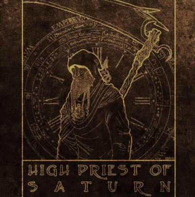 High Priest of Saturn // High Priest of Saturn (2013)