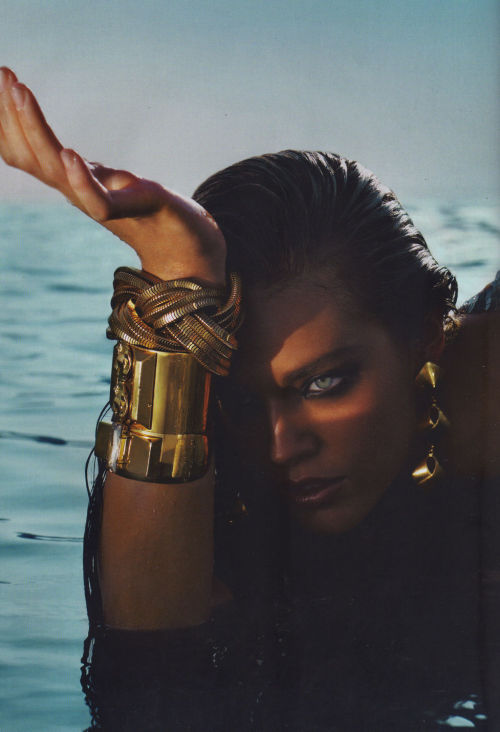 high-on-high-fashion:  Numero | October 2010 | MirageModel: Emily DidonatoPhotographer: Sølve SundsbøStylist: Franck BenhamouHair: Rudi Lewis | Make-up: Petros Petrohilos