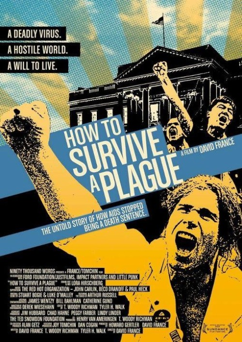 CURRENTLY WATCHING: How to Survive A Plague (2012) NOW AVAILABLE ON NETFLIX!  More information: Official Website * IDMB