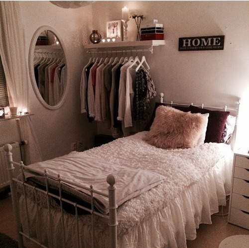 Retro bedroom decorating tumblr for Bedroom ideas pinterest