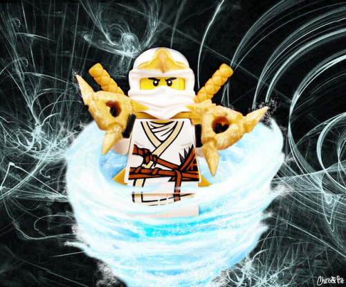 Ninjago Zane! on Flickr.Via Flickr: Zane Zx the Ninja of Ice!