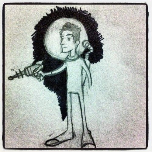 ⚡Light Em Up ⚡#FOB #spaceinvader #drawings
