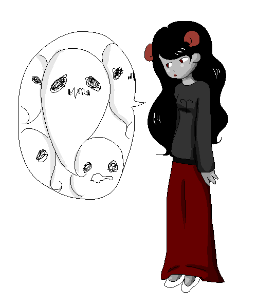 mmmelon:  draggable transparent aradia sry ive been experimenting with tools/styles recently