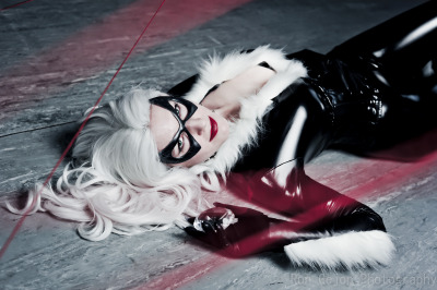 Black Cat Cosplay by Kaitlyn Taarakian / Ron Gejon Photography