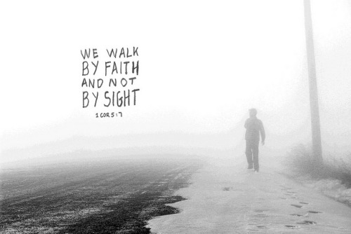 spiritualinspiration:  Heavenly Father, today I choose to walk by faith. I choose to believe Your Word no matter what things look like in the natural. I know You are working behind the scenes, and You will open up doors of blessing and favor in every area of my life. In Jesus' Name. Amen.
