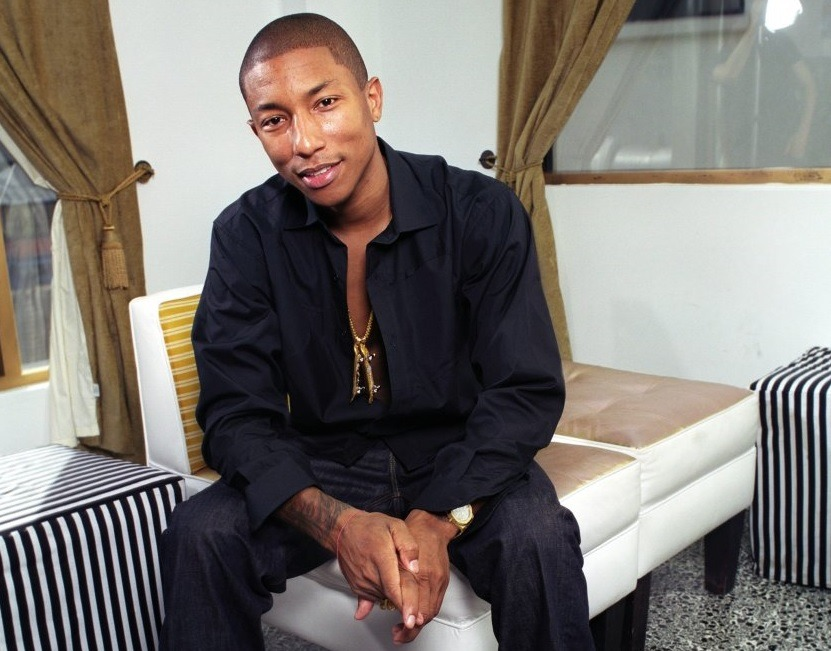 New Music: Pharrell - Happy. Pharrell and composer Heitor Pereir have teamed up to work on the soundtrack to the upcoming movie 'Despicable Me 2′. Along with his production, Pharrell also recorded 3 new tracks for the project. Here is one of them titled 'Happy'. The soundtrack hits stores June 18th and the movie opens in theaters on July 3rd. (click here to listen)