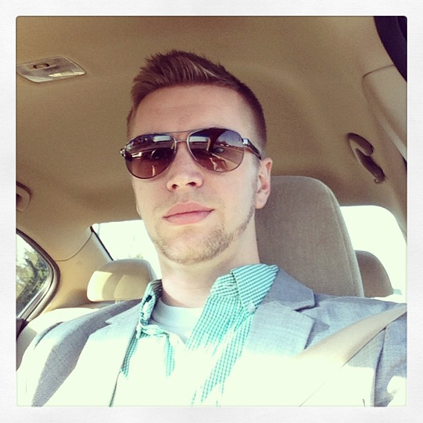 #photos #me #selfie #gpoy #gay #thursday #tgit #shades #work #kw #igers #igdaily #igaddict #iphone5 #filter