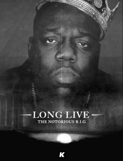 R.I.P THE NOTORIOUS B.I.G X KUDZD
