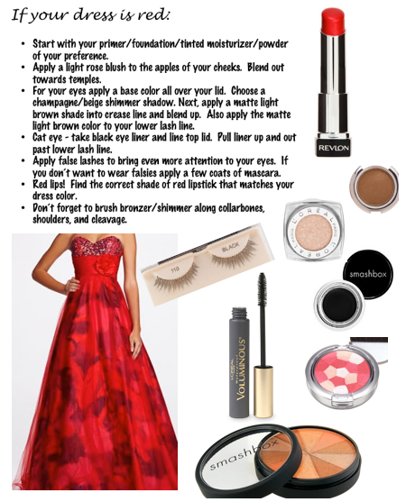 createthislookforless:  Red Dress (from last years Prom Week)