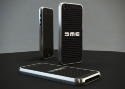 thepastforward:  Delorean DMC iPhone 5 Case