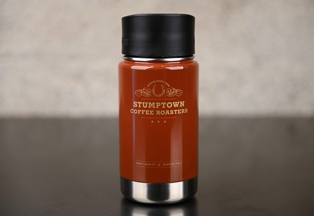 The Stumptown kanteen is officially going into my wishlist.