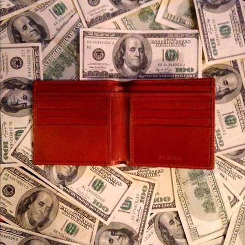 More money, more wallets: http://www.sirjacks.com/categories/Accessories/Wallets/ #sirjacks