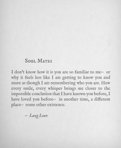 love relationships love quotes soulmate soul mates lang leav twin flames