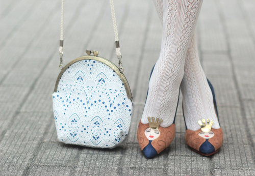 street fashion cute shoes lace lace tights kawaii asian fashion
