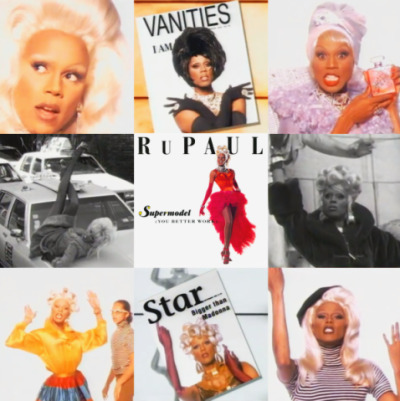 urdisconeedsu:  2013: 20 years since Rupaul's hit single Supermodel (You Better Work) was released.