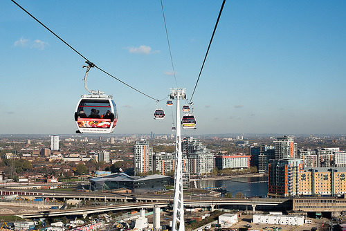 Emirates Air Line x