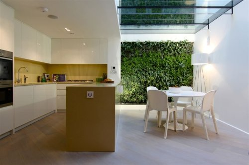 knightsbridge renovation | kitchen ~ rajiv saini & associates