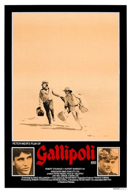 287. Gallipoli (1981) - Peter Weir