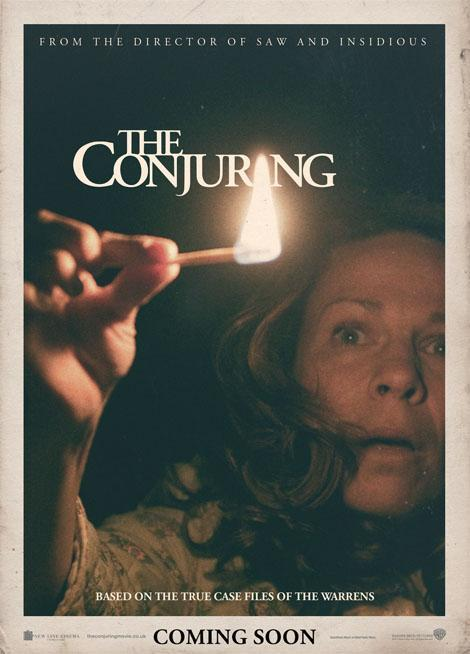The Conjuring unveils a teaser trailer: watch now A teaser trailer for The Conjuring has been released, and in keeping with director James Wan's previous films, there's plenty to threaten the state of your underpants…